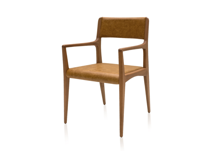 Cadeira Tom - Designer: Luan Del Savio