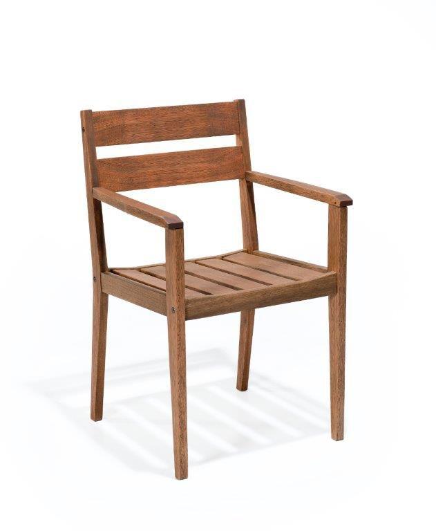 Cadeira Verona com Braços