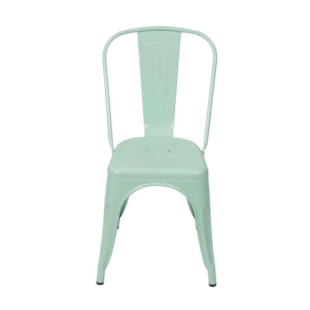 Cadeira Zoie em Metal
