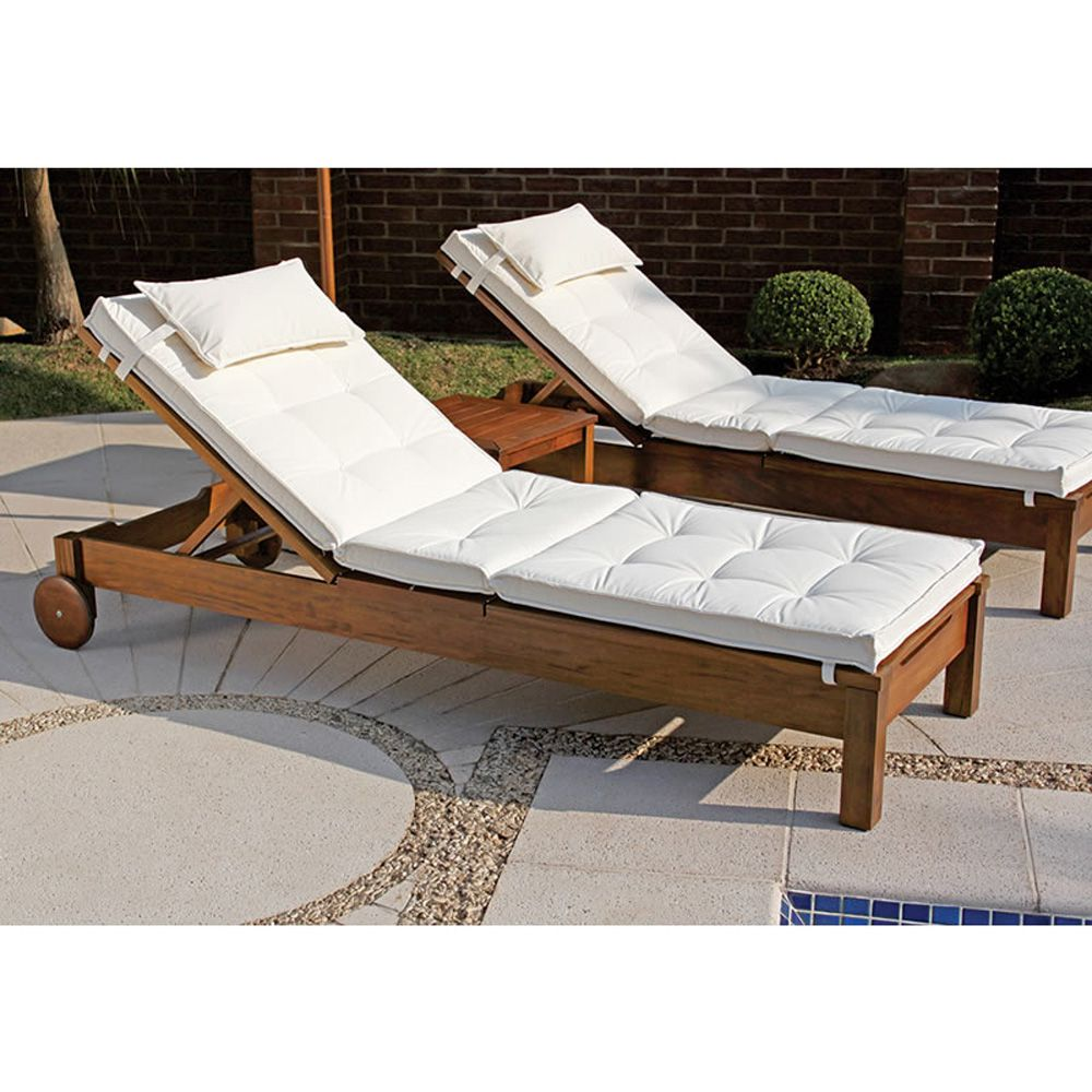 Chaise Longue Tropical