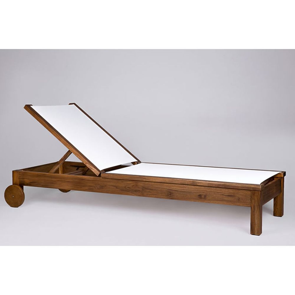Chaise Longue Tropical Tela