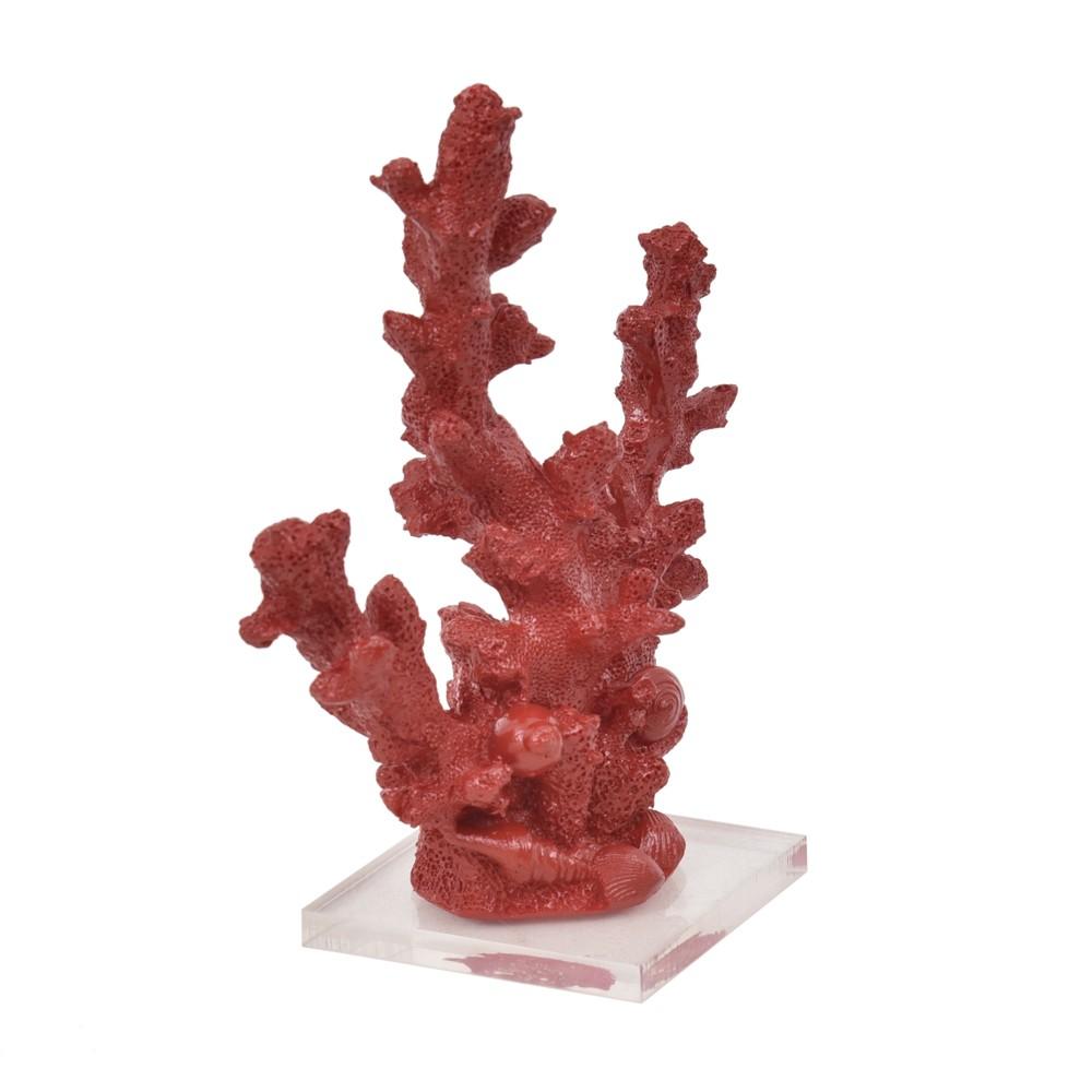Coral Fino Vermelho