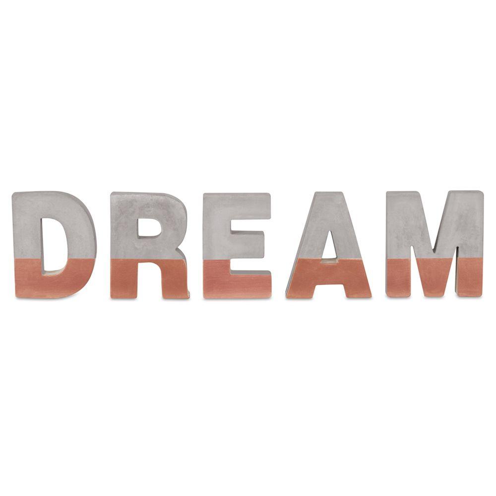 Dream Cobre em Cimento