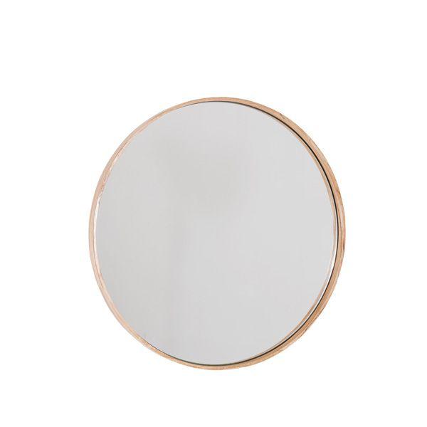 Espelho Lâmina Cinamomo Woods 75cm