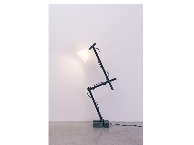 Luminária Urbano-Black