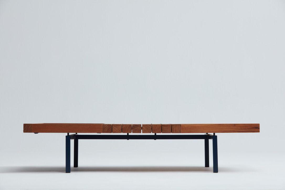 Mesa de Centro Maresias - Designer: Fabrício Roncca