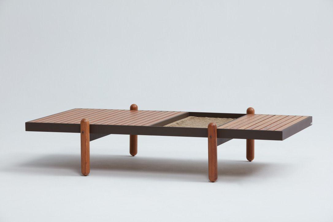 Mesa de Centro Pittá - Designer: Fabrício Roncca