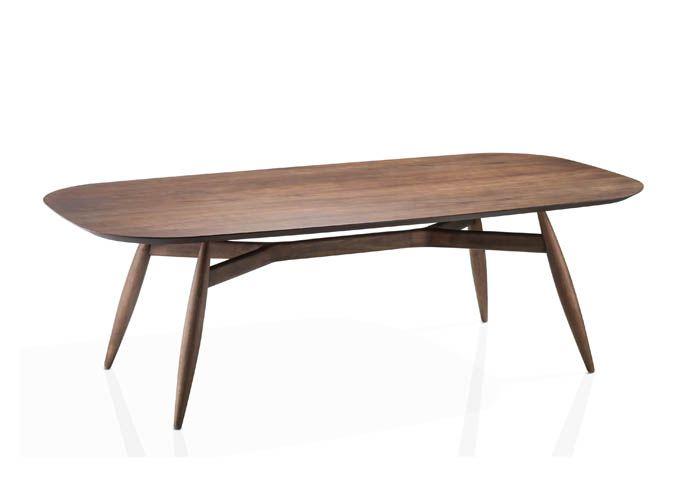 Mesa de Jantar Sato - Designer:Ronald Sasson