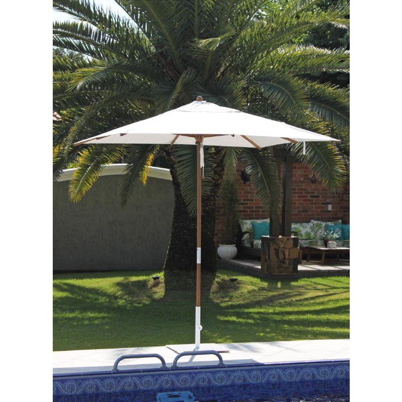 Ombrelone Premium Quadrado 240 x 240