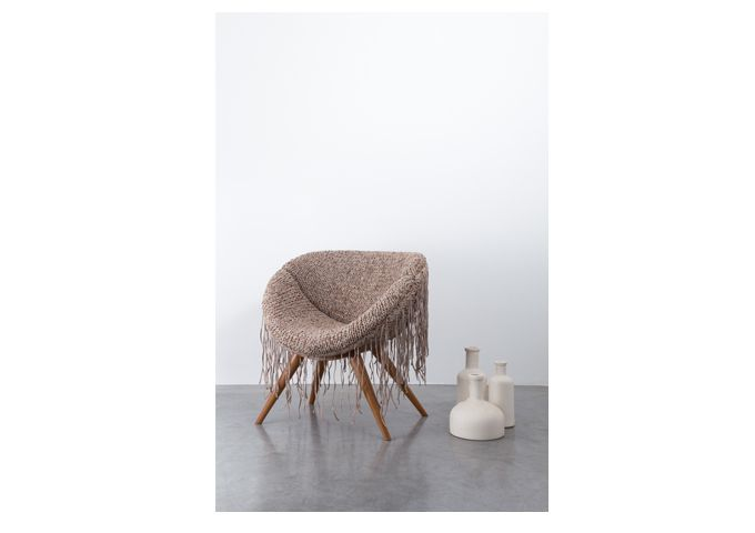 Poltrona Concha Designer: Regina Misk