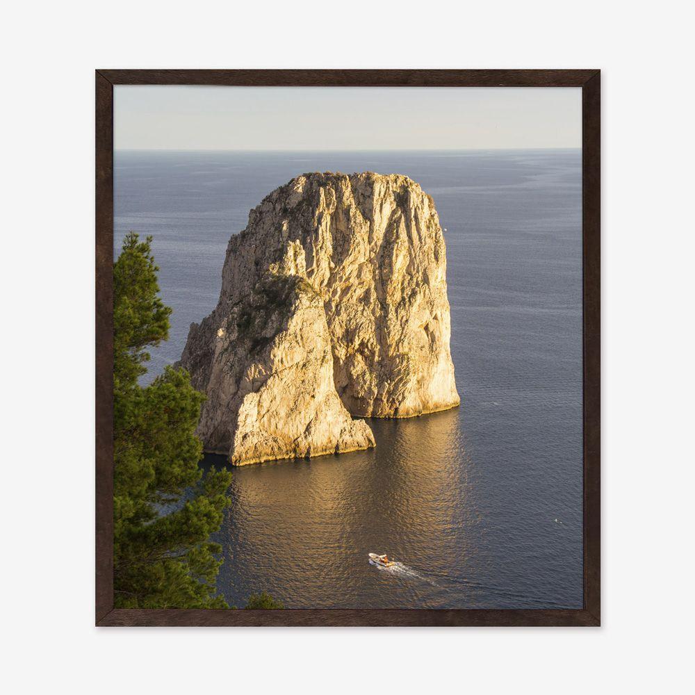Quadro Capri 48x53cm