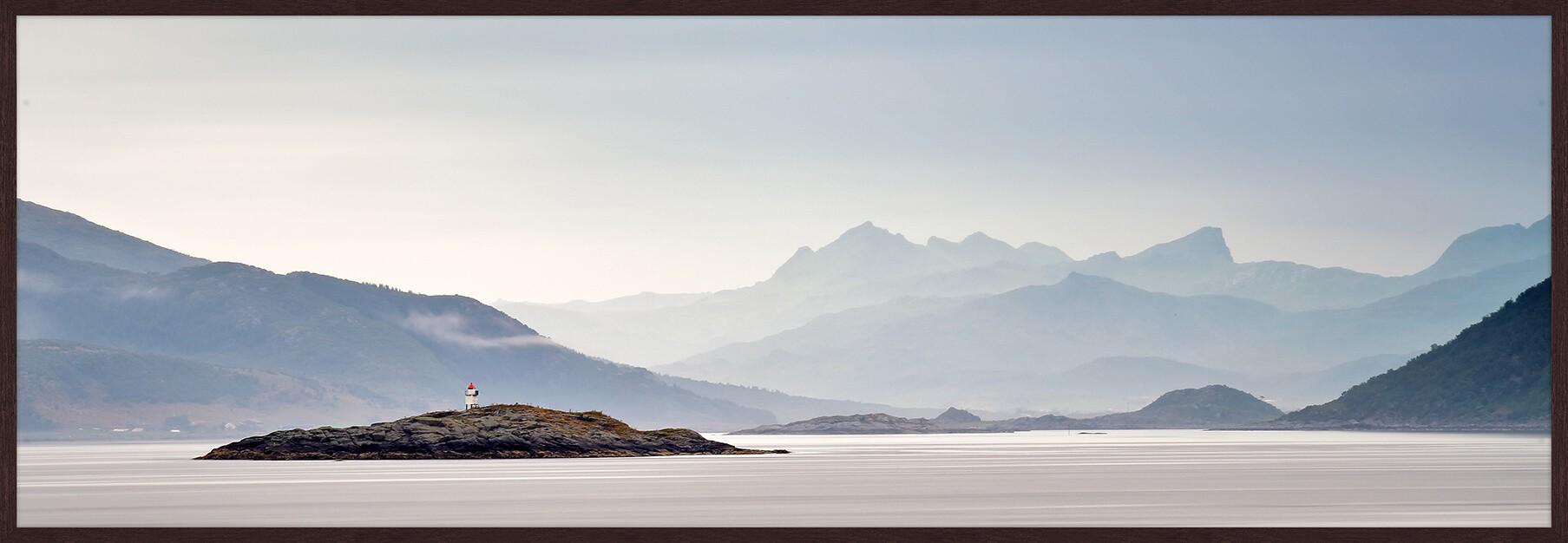 Quadro Landscape 153x53cm