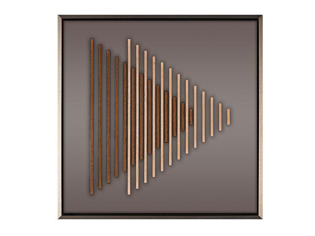 Quadro Linha Mix 60x60cm