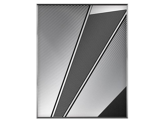 Quadro Mirrors Ray 98x123cm