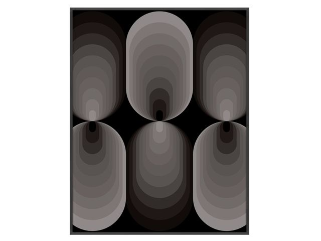 Quadro Retro Art  113x143cm