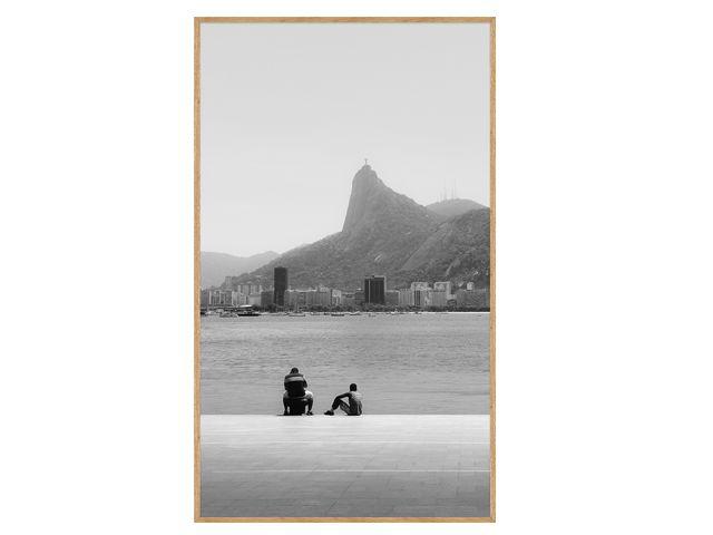Quadro Rio de Janeiro 67x112cm