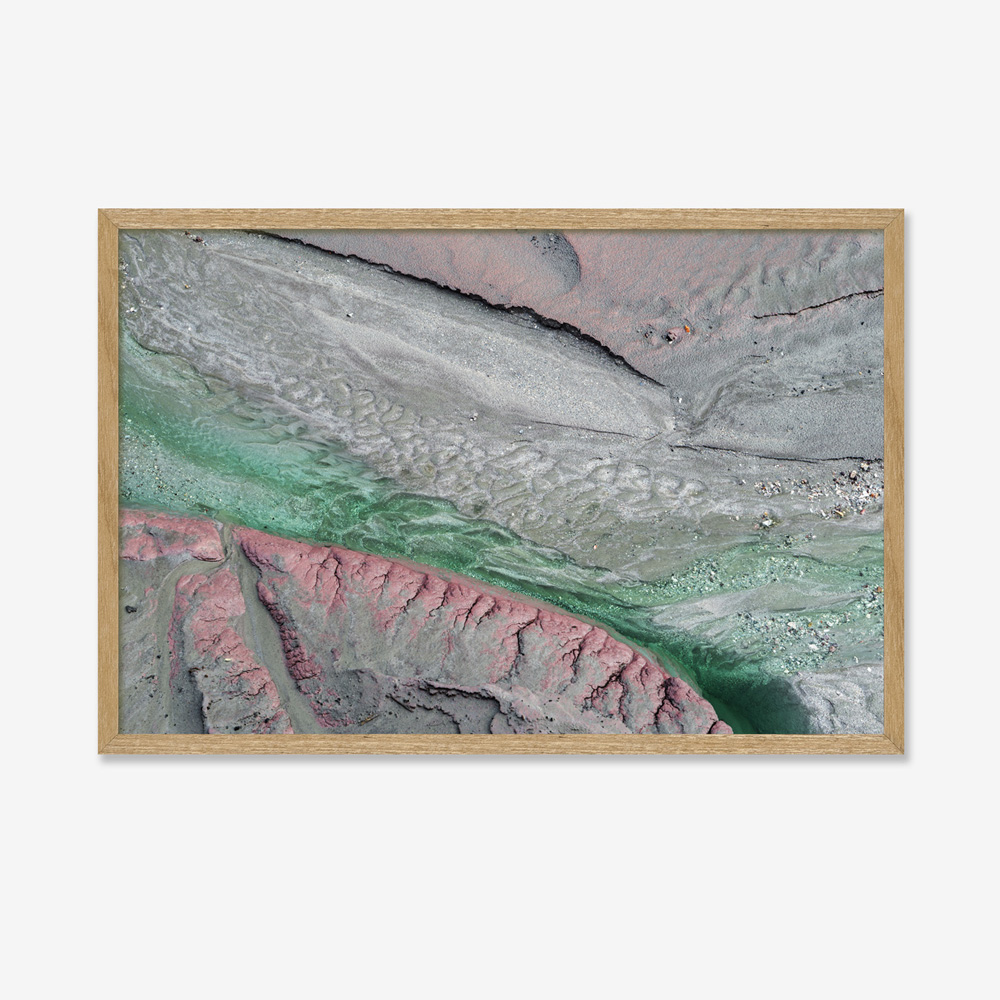 Quadro Rio Tinto 42x62cm
