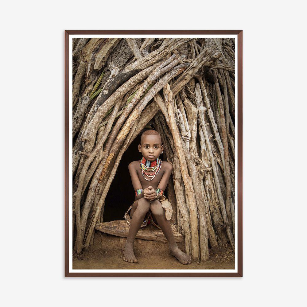 Quadro Sabra - Hamar Tribe