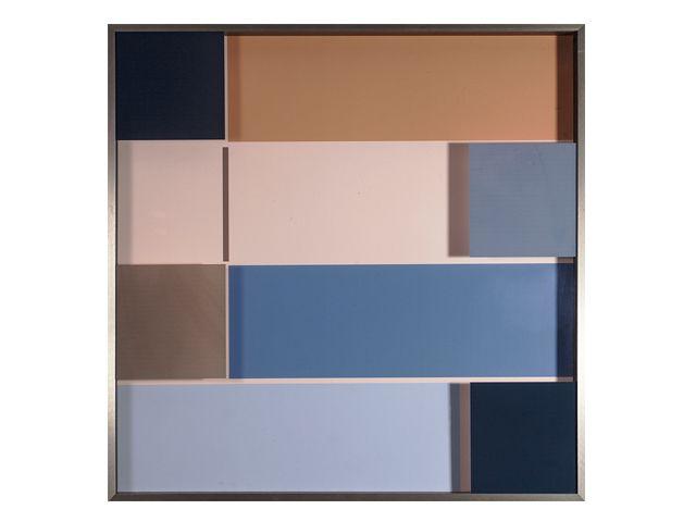 Quadro Square Box 71x71cm