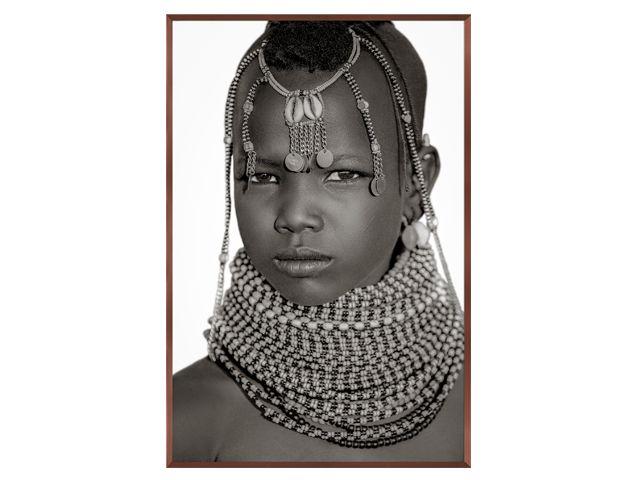 Quadro Tribes Of Kenya 123x183cm