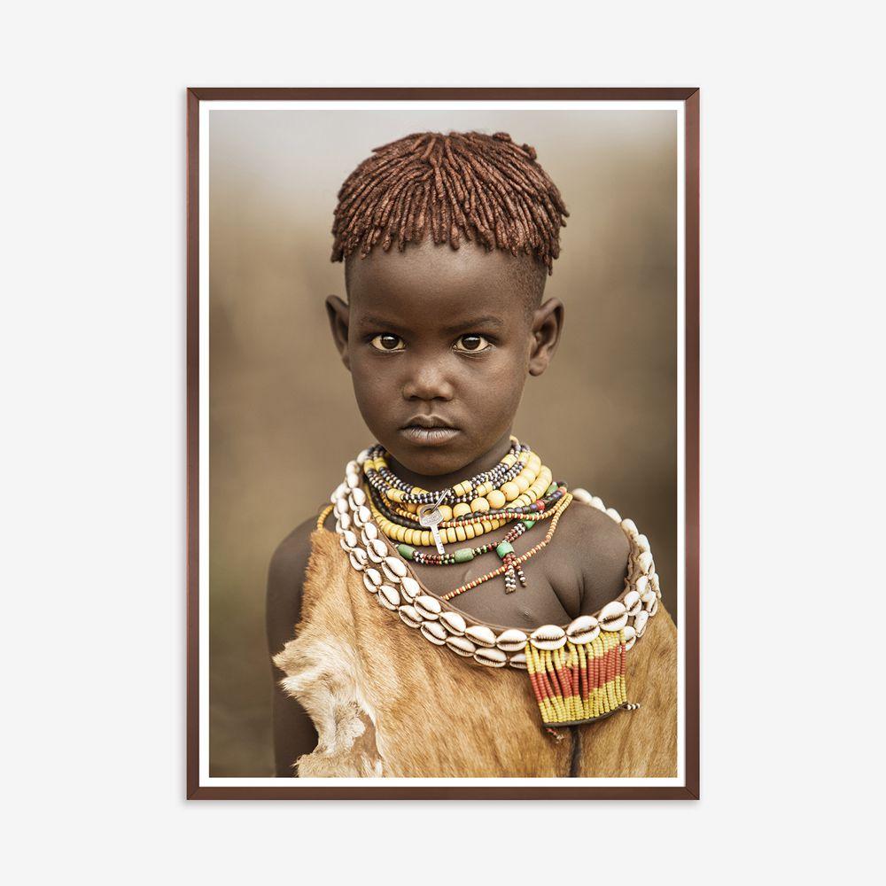 Quadro Zoya - Hamar Tribe