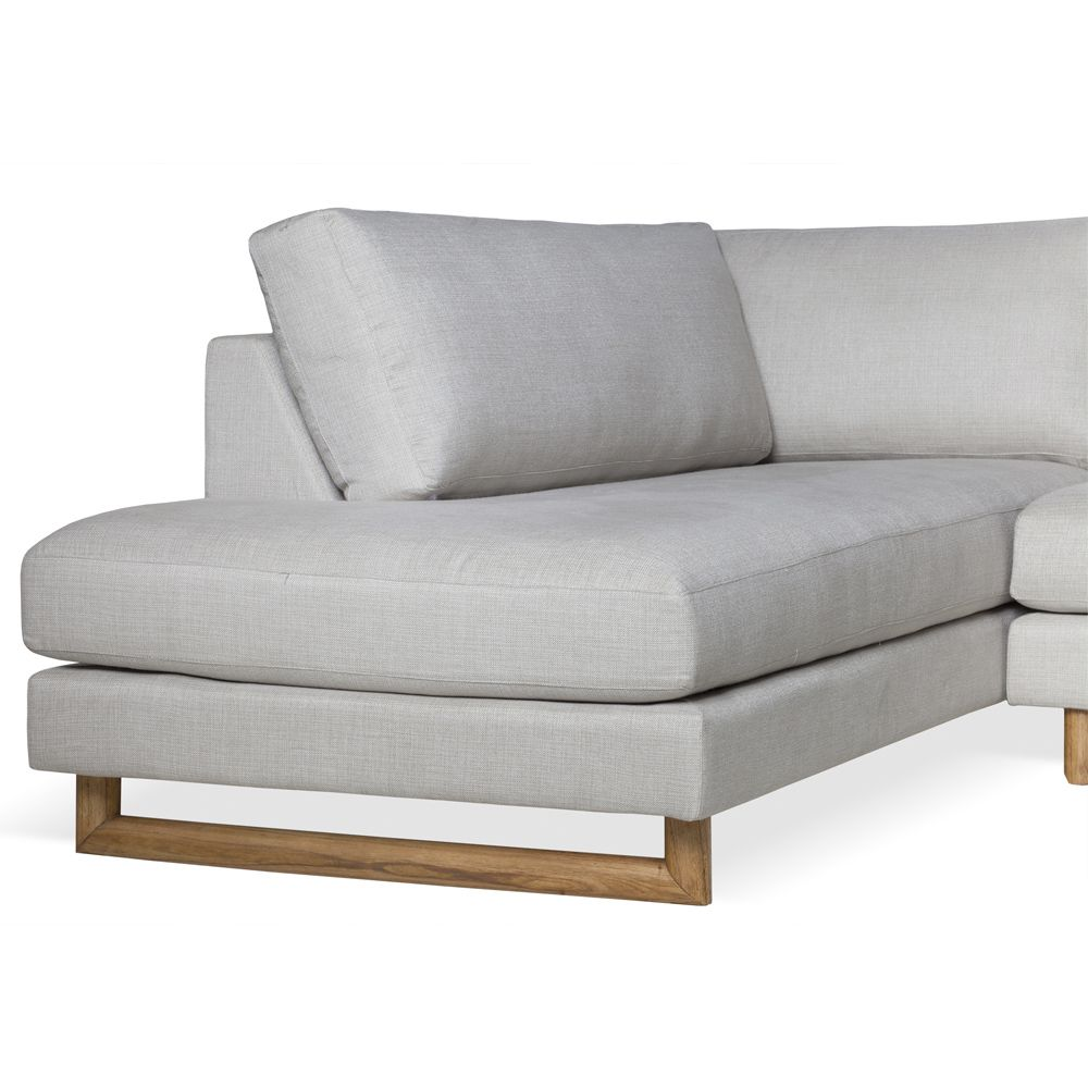 Sofá 2 Lugares Cool com Chaise
