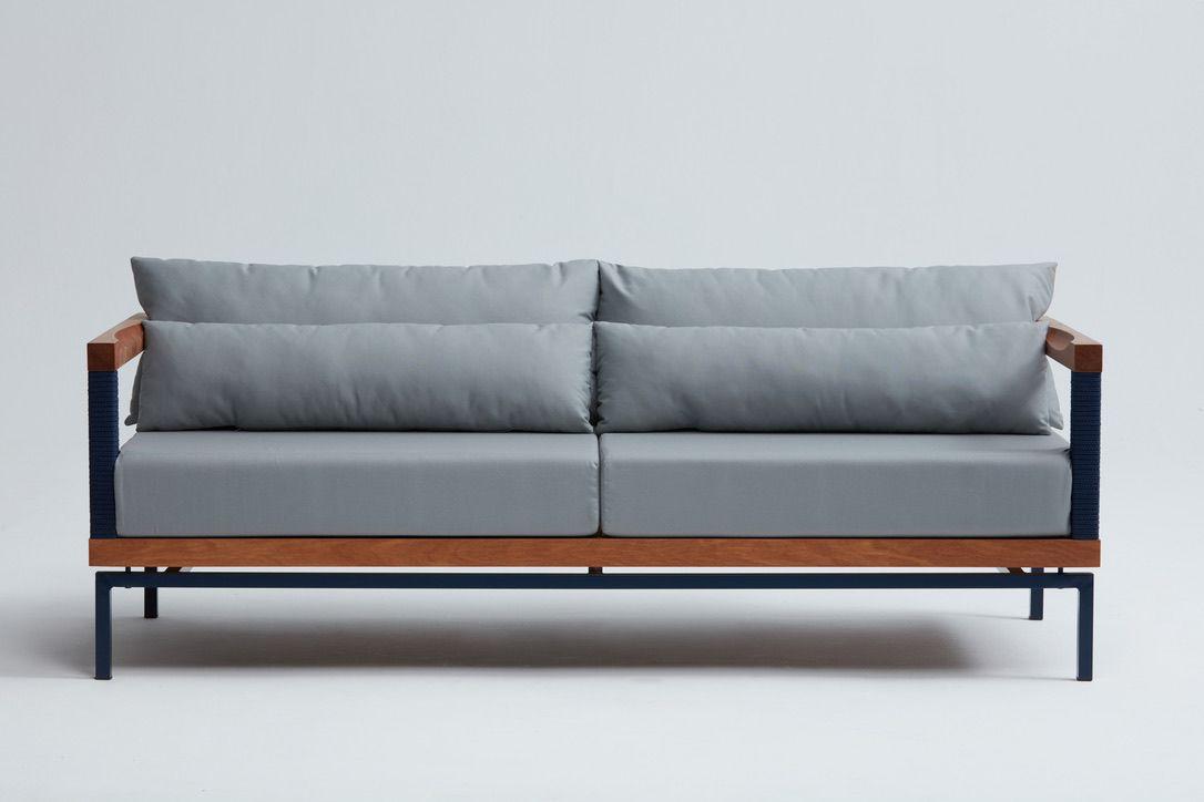 Sofá Maresias - Designer: Fabricio Roncca