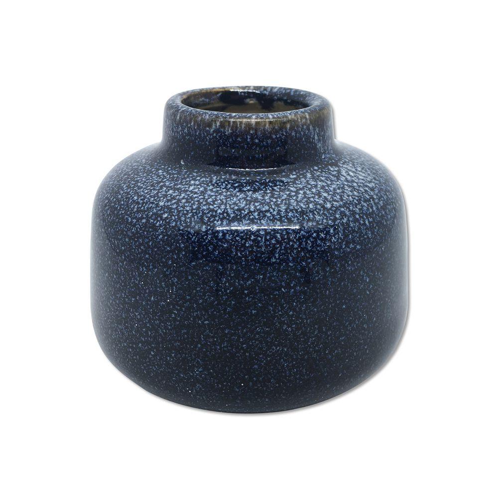 Vaso Baixo Laila Azul Escuro