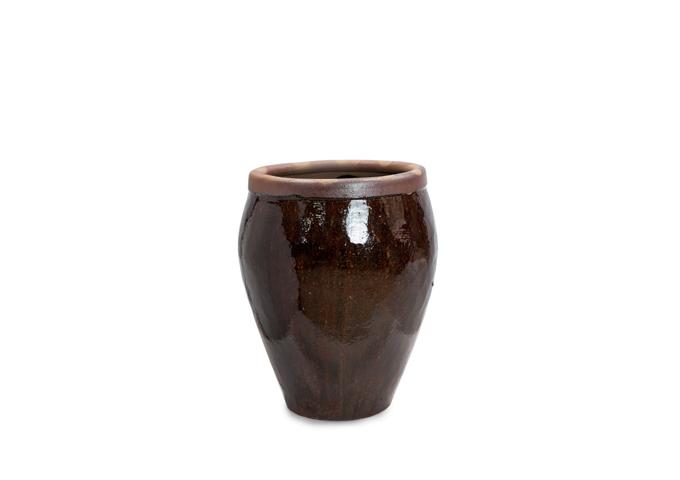 Vaso Cerâmica Redondo LOT-RTR27 D55 H75