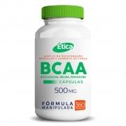 BCAA 4:3:3.  500 MG 360 CAPS (leucina; Valina; Isoleucina)