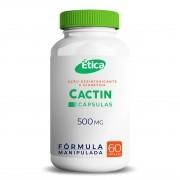 Cactin 500 MG - 60 Caps - Cacto Opuntia