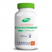 Exsynutriment 150 Mg, Silício Orgânico Estabilizado em Colágeno Marinho.