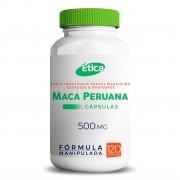 Maca Peruana 500mg 120 caps
