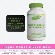 Nutricolin 200mg + vitamina C 100mg