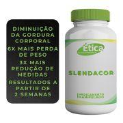 SLENDACOR 450 MG - 60 Caps - 100% Natural, Reduz (ICM) em 8 Semanas
