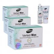 Verisolmax 90 Doses, Colágeno Para Pele