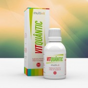Vitquantic Multivit 50 ml Fisioquantic