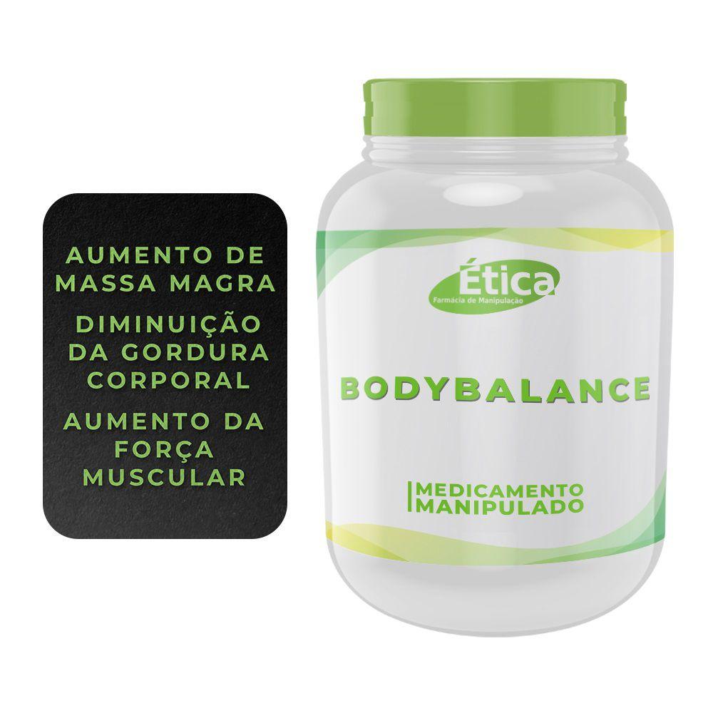 Body Balance 500g pote , com medidor de 5 gramas