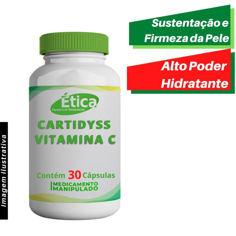 Cartidyss 300 mg Vitamina C 100mg