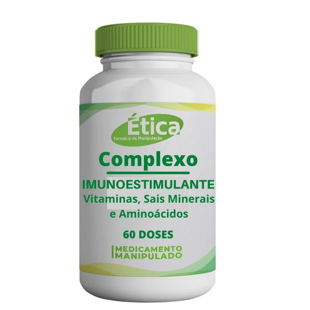 COMPLEXO IMUNOESTIMULANTE - 60 Dose