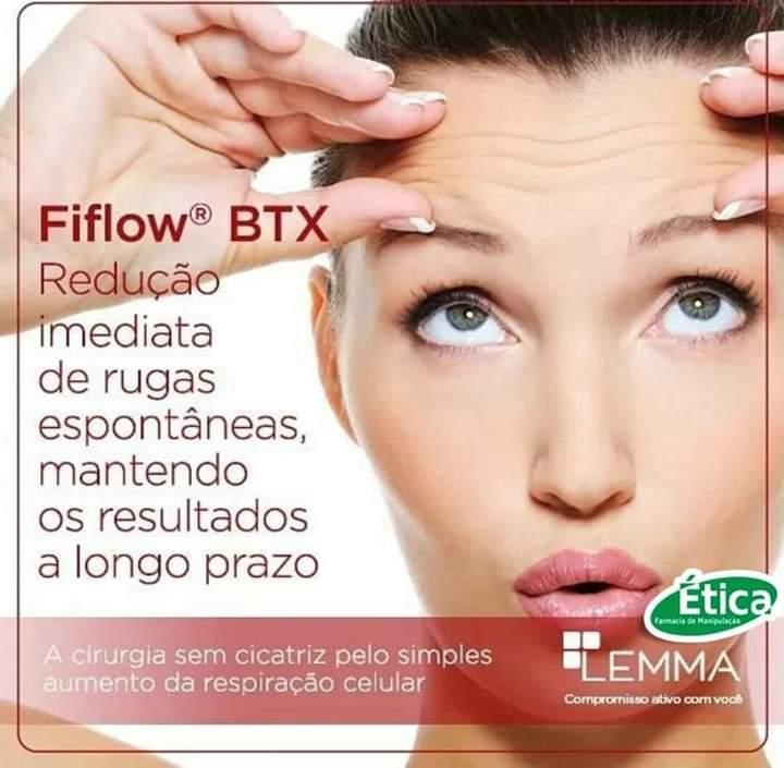 Fiflow BTX  5% Serum 30 Gramas