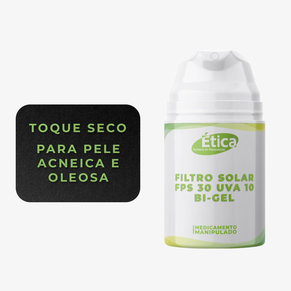 Filtro solar fps 30 BI-Gel 50 g