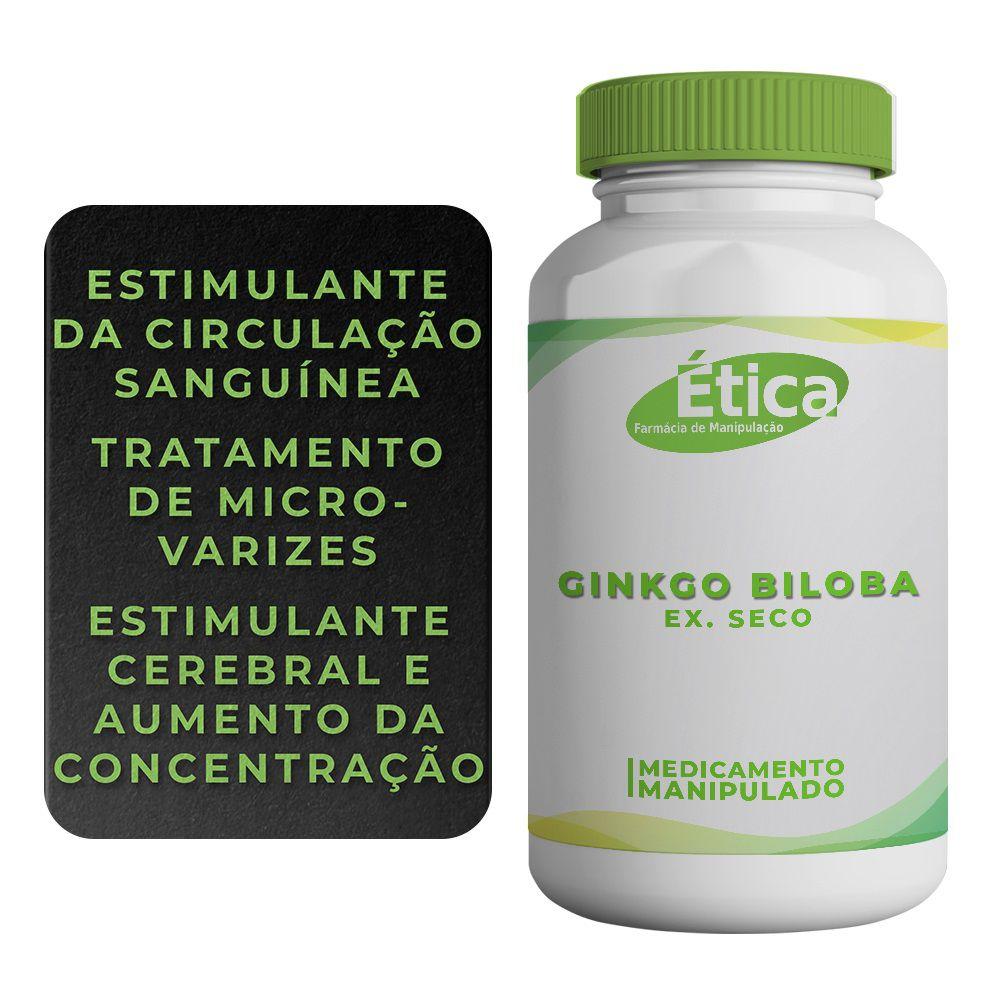 Ginkgo biloba Ex. seco 80 mg 120 caps