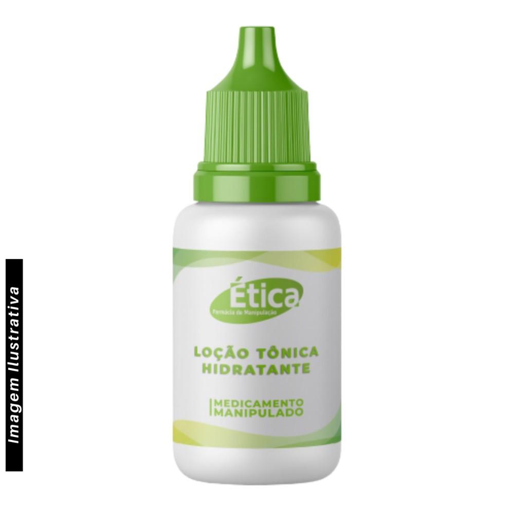 Loção Tônica Hidratante com Kaviar e Vitamina C - 120 mL