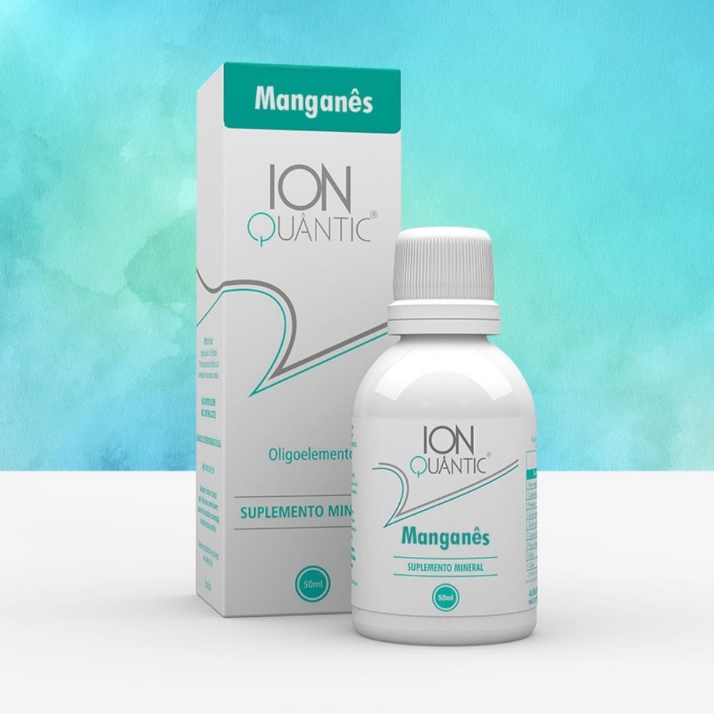Manganês 50 mL Fisioquantic Ionquantic