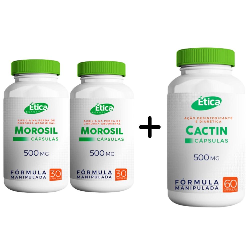 Morosil 500 mg + Cactin 500 mg