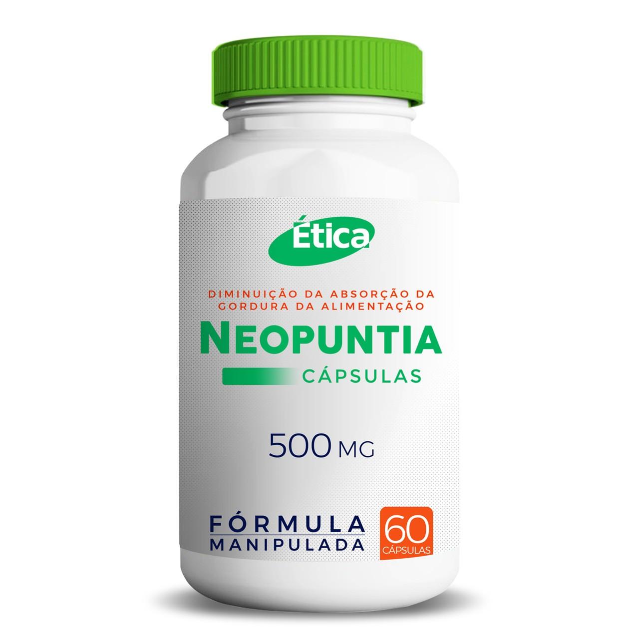 Neopuntia 500 mg 60 caps