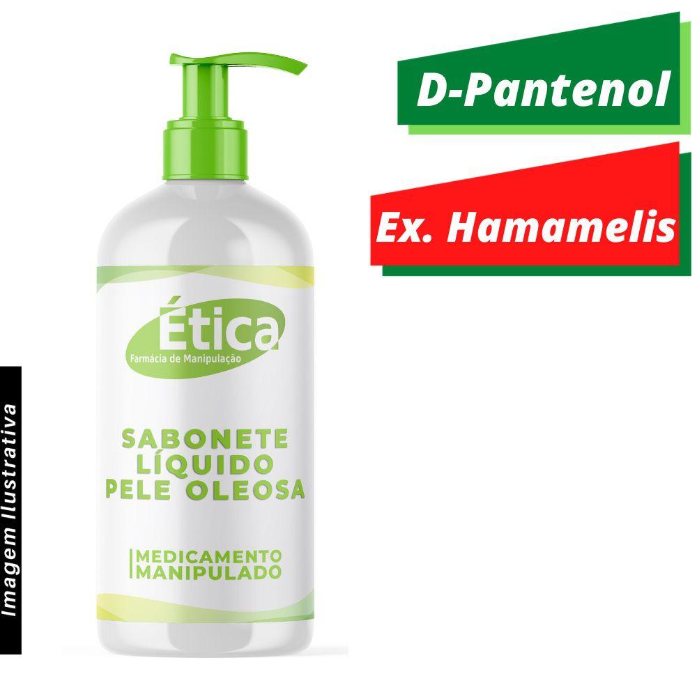 Sabonete Líquido Pele Oleosa - 250 ML