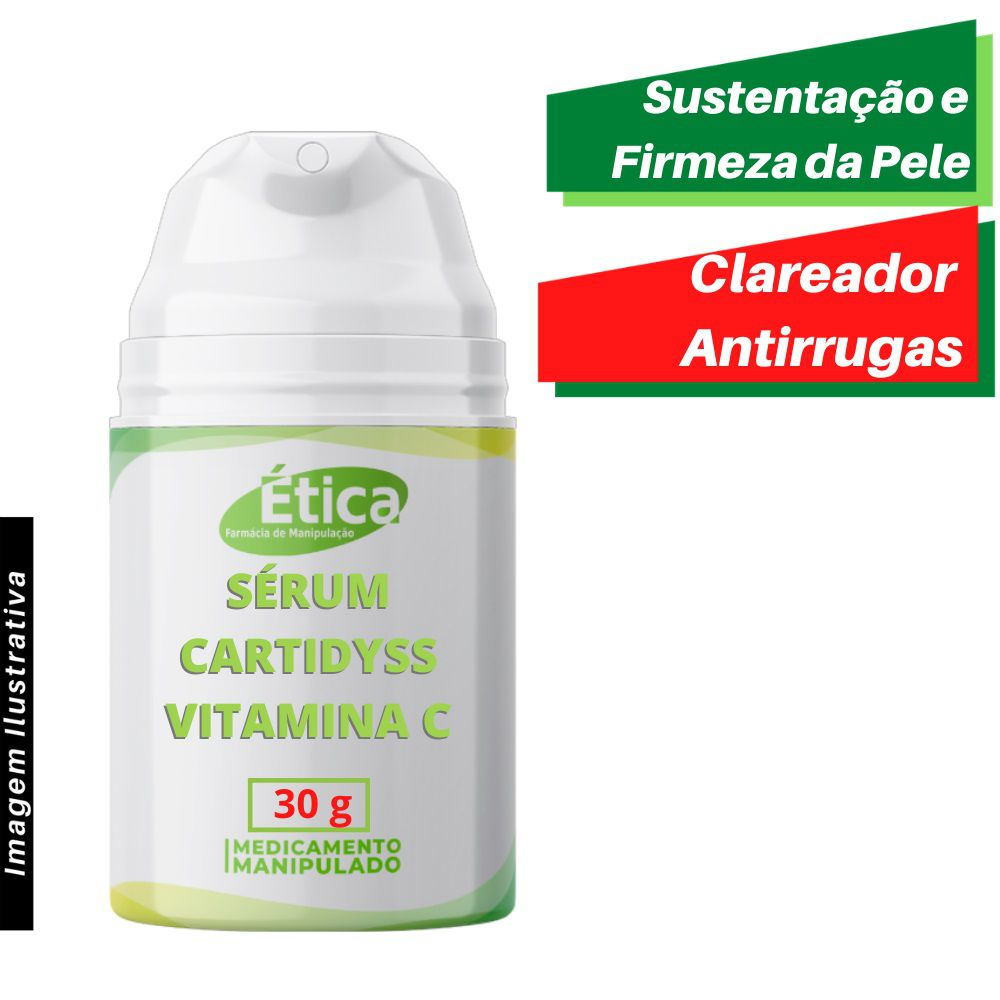 Sérum Cartidyss 5% com Vitamina C 5%