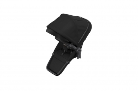 ASSENTO EXTRA PARA THULE SLEEK DUPLO -BLACK ON BLACK - THULE